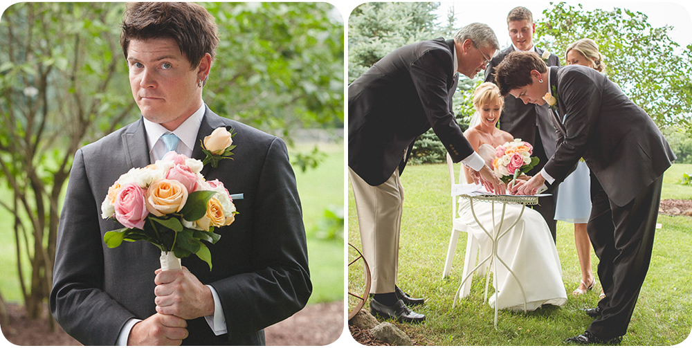 37-guy-holding-flowers-at wedding