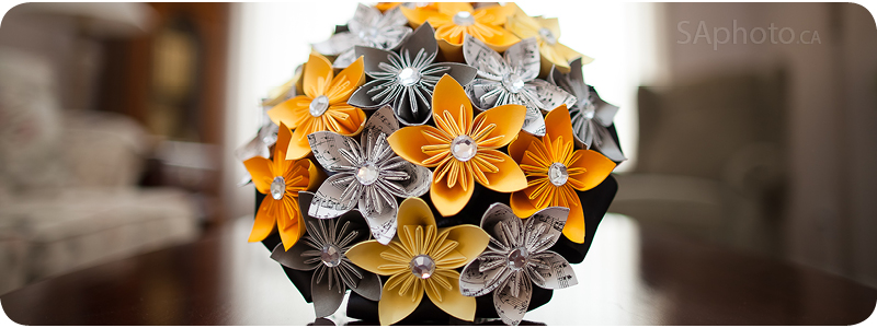 Kudos to Dajana Beckman for the super cool paper flowers!