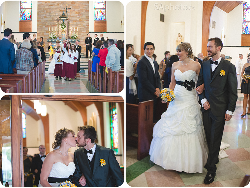 063-Our-Lady-of-Lourdes-Church-Wedding-recessional