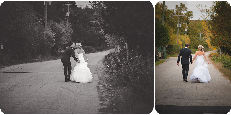 55-wedding-couple-walking-on-road-mont-tremblant